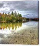 Clear Lake Canvas Print