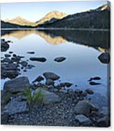 Clear Lake Canvas Print