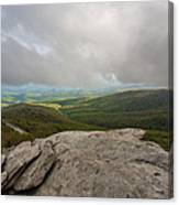 Storm Clearing Canvas Print