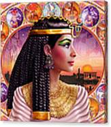 Cleopatra Variant 3 Canvas Print