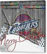 Cleveland Cavaliers Canvas Print