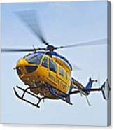 Cleveland Metro Life Flight Canvas Print