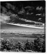Clew Bay Near Westport County Mayo Republic Of Ireland Canvas Print