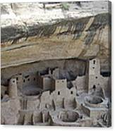 Cliff Palace Overview Canvas Print