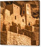 Cliff Palace Townhomes Canvas Print