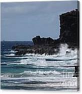 Cliff Walk Canvas Print