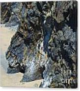 Cliffs Of Pembrokeshire Canvas Print