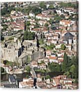 Clisson, Loire-atlantique Canvas Print