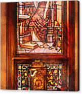 Clockmaker - An Ornate Clock Canvas Print