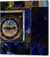 Clocks Canvas Print