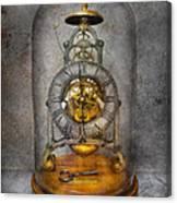 Clocksmith - The Time Capsule Canvas Print