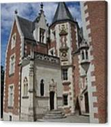 Clos Luce - Amboise - France Canvas Print