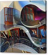Close Up Of Marques De Riscal Canvas Print