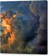 Cloud 20120130-34 2 Canvas Print
