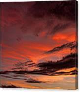 Cloud 20140709-15 Canvas Print
