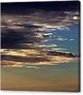 Cloud Abstract Canvas Print
