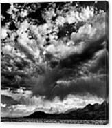 Cloud Explosion Canvas Print