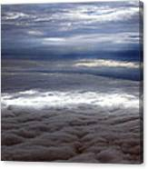 Cloud Layers 1 Canvas Print