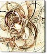 Cloud Metamorphosis Canvas Print