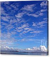 Cloud N Sky 3 Canvas Print