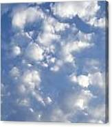 Cloud Series 7 Canvas Print