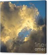 Cloud Series II - L Canvas Print