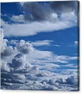 Cloud Ten Canvas Print