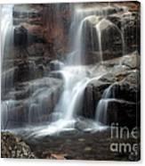 Cloudland Falls Canvas Print