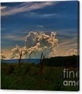 Clouds # 1 Canvas Print