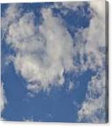 Clouds 8 Canvas Print