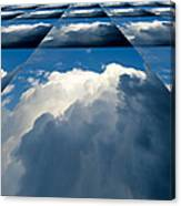 Clouds Ascending Canvas Print
