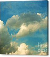 Clouds Of Tomorrow Canvas Print
