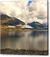 Clouds Over Wakatipu #1 Canvas Print