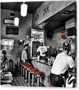 Clover Grill - New Orleans Canvas Print