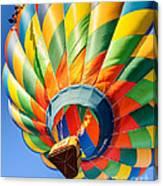 Clovis Hot Air Balloon Fest 5 Canvas Print