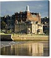 Club House St Andrews  Canvas Print