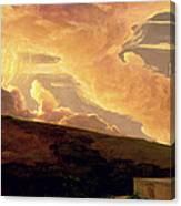 Clytie, C.1890-92 Canvas Print