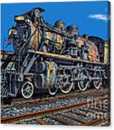 Cnr Number 47 Canvas Print