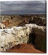 Coal Mine Mesa 08 Canvas Print