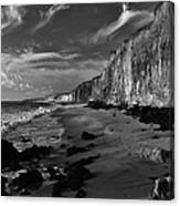 Coast 18 Canvas Print