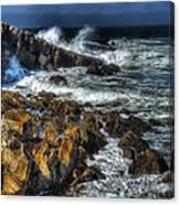 Coast 6 Canvas Print