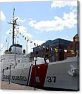Coast Guard 37  Canvas Print