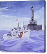 Coast Guard 40300 Canvas Print
