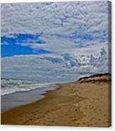 Coast Guard Beach Canvas Print
