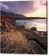 coast of Crete 'IV Canvas Print
