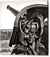 Coastal Artillery Canvas Print