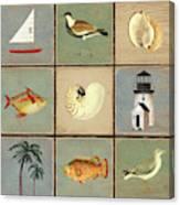 Coastal Daydreams Canvas Print