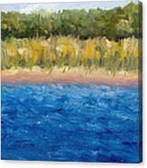 Coastal Dunes 2.0 Canvas Print