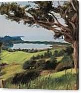 Coastal Fiji Canvas Print