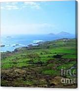 Coastal Ireland Canvas Print